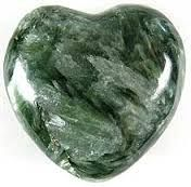 Serephinite - very spiritual stone helping you find your higher purpose. Aids in weight loss by restoring & balancing health