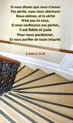 Creation Bible, Jean 1, Purifier, 1 John, 9 And 10, Forgiveness, Verses, Central, Sayings