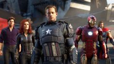 The Avengers, Marvel Avengers Games, Avengers Trailer, Avengers Quotes, Ms Marvel, Marvel Comics, Mundo Marvel, Troy Baker, Final Fantasy