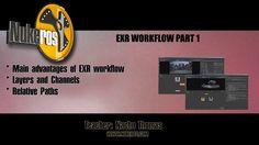 Videotutorial de www.nukeros.com about Exr Workflow in Nuke(English)