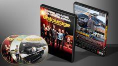 Entourage - Fama E Amizade - Capa   VITRINE - Galeria De Capas - Designer Covers Custom   Capas & Labels Customizados
