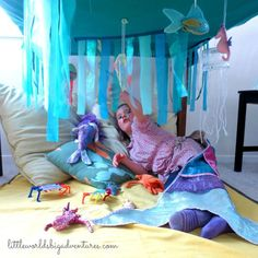 hello, Wonderful - 12 INCREDIBLY CREATIVE SMALL WORLD PLAY IDEAS FOR KIDS