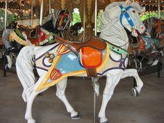King's Island PTC #79 Signature Horse