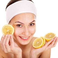 Lemon Juice For Acne? Click to learn how...
