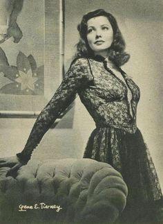 Gene Tierney, 1945