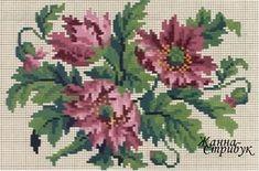 Схемы вышивки Жанны Стрибук
