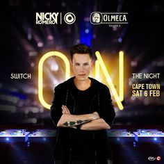 Win tickets to see Nicky Romero Live at Shimmy!