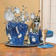New Year's Centerpiece - OrientalTrading.com