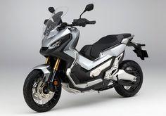 Avec son X-ADV 745, Honda a imaginé un nouveau concept de « city-adventure »