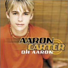 I loved listening to Aaron carter when I was little. #flashback