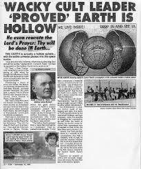 Hollow Earth Theory !!