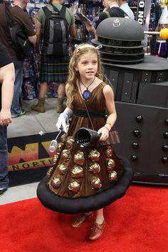 Two Daleks at GenCon 2011
