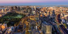 Beautiful Boston!  This Time-Lapse Video of Boston is Bonkers