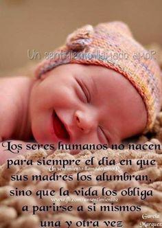 Nacemos una y otra vez cada dia     Mas imagenes en: Todo Mujer   Carteles y frases: Muñequitas y algo mas    Siguenos en Facebook: Un...