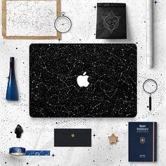 Macbook Skin Decal Sticker - Constellations