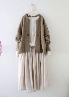 라르니에 정원 LARNIE Vintage&Zakka - Tesettür Etek Modelleri 2020 - Tesettür Modelleri ve Modası 2019 ve 2020 Street Hijab Fashion, Muslim Fashion, Modest Fashion, Fashion Dresses, Fashion Moda, Look Fashion, Casual Hijab Outfit, Casual Outfits, Japanese Fashion