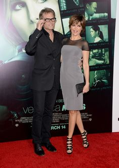 Lisa Rinna Pictures 'Veronica Mars' Premieres in LA -
