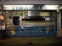 Thrasher Fries OC MD