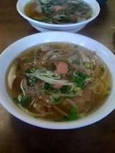 Pho 501, East Hartford, CT. [rated 4 stars on yelp] Only reason I didn't rate this a 5-star is because I haven't had pho anywhere else (except homemade) so I can't really draw a comparison.  That said, I think the soup and spring rolls here are delicious and grab lunch here every other week or so - eat in or take out.      My first experience here was a little humorous, I had no idea what to expect so when I saw the sign hanging over the register with two (yes two) items on it (beef soup and…