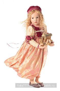 Всем доброго дня! Этот топик посовещается куклам от которых захватывает дух глядя на такое произведение искусства. Эти куклы невероятно красивы,