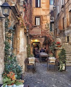 Travel Destinations Italy Rome Beautiful Places 49 Ideas For 2019 Beautiful Places To Travel, Cool Places To Visit, Wonderful Places, Romantic Places, Beautiful Things, Rome Restaurants, Restaurant Restaurant, Northern Italy, Travel Aesthetic