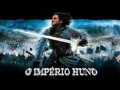 """Super Filme Medieval """"O Império Huno"""" Dublado HD"""