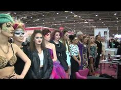 """Gary takes on the role as Creative Director for this years """"WARPAINT"""" competition and introduces his new product """"Beauty Within"""" Creative Director, New Product, London, Videos, How To Make, Beauty, Beauty Illustration, London England"""