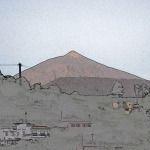 El Teide desde La Orotava