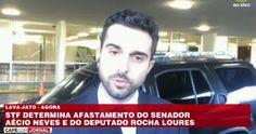 Portal Galdinosaqua: Congresso tem acesso restringido pela Polícia Fede...