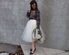 Party Skirt by Rosalyn Kirkman : Lucky Community