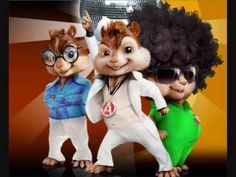 Offical FIFA World Cup Song 2010 by Alvin & The Chipmunks