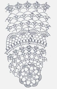 Breathtaking Crochet So You Can Comprehend Patterns Ideas. Stupefying Crochet So You Can Comprehend Patterns Ideas. Filet Crochet, Crochet Doily Diagram, Crochet Stitches Patterns, Crochet Round, Crochet Chart, Crochet Home, Thread Crochet, Crochet Designs, Crochet Dollies