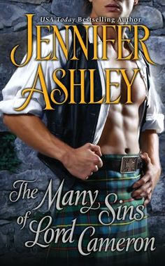 The Many Sins of Lord Cameron by Jennifer Ashley 5/5 Estrellas (Noviembre 2012)