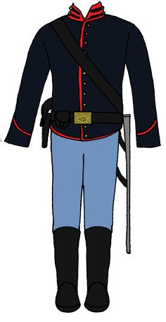 Enlisted Artilleryman's Shell Jacket
