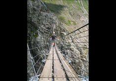 Puente Trift, Alpes suizos