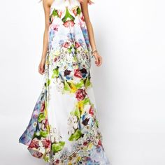 cool Floral Print Maxis for Summer Time