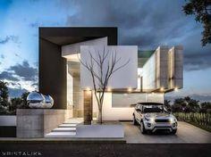 Resultado de imagem para modern facade