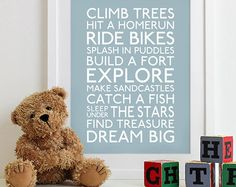 boy nursery decor - Google Search