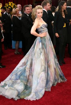 love rachel mcadams.  love this dress.