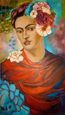 love this Frida!