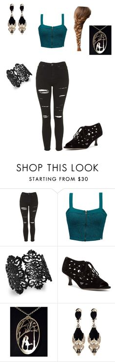 """""""Kathrine's outfit for stock car races"""" by thesassystewart on Polyvore featuring Topshop, Element, Bar III, Johnston & Murphy and Givenchy"""