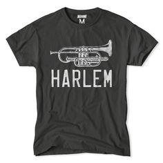 Harlem Trumpet Tee