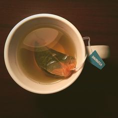 Yummy cup of Japanese Sencha from DAVIDsTEA. Delicious doesn't have a better meaning. #tea #teaaddict #DAVIDsTEA