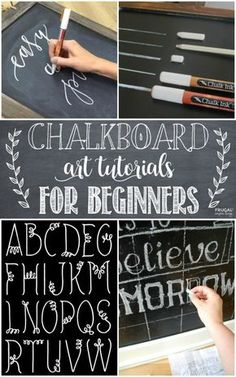 Chalkboard Art Tutorials and Hand Lettering Tutorials for beginners and those who desire the skill of script. Calligraphy and Chalkboard Lettering. Details on Frugal Coupon Living. art tutorial Chalkboard Art and Hand Lettering Tutorials Chalkboard Doodles, Blackboard Art, Chalkboard Writing, Chalkboard Fonts, Chalkboard Designs, Chalkboard Ideas, Chalk Writing, Chalkboard Drawings, Chalkboard Paint