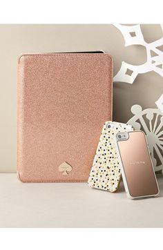 kate spade new york 'glitter bug' iPad air case | Nordstrom