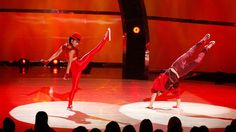Bridget and Emilio perform a Jazz routine choreographed byRay Leeper. See more: http://fox.tv/1nWUBYI