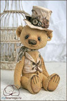 steampunk bears! Luca_1