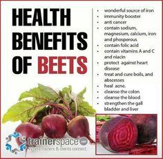 #beets #health