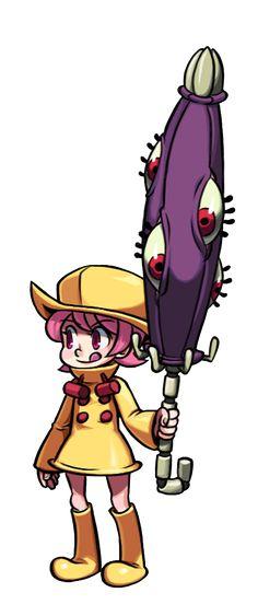 Skullgirls, Game Character, Character Design, Spoiled Kids, Nintendo Sega, Comic Games, Female Anime, Artist Trading Cards, Games For Girls