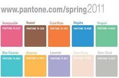 Kuvahaun tulos haulle 2011 pantone colors